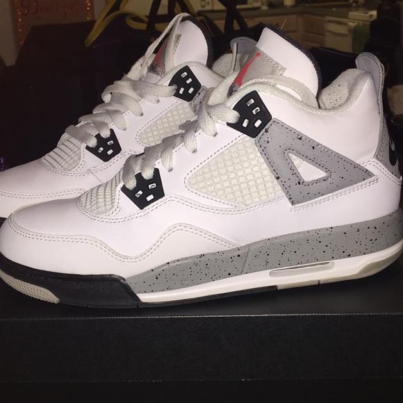 Jordan Shoes | Air Jordan Retro 4s Size